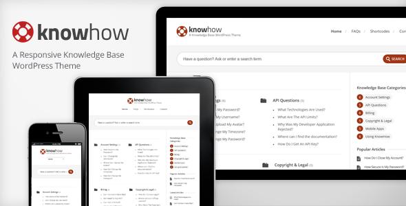 KnowHow la mejor plantilla para wiki o base de conocimiento para ...