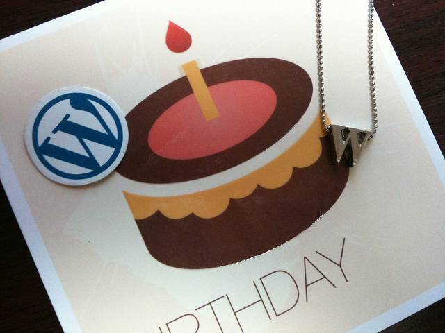 10 años de wordpress
