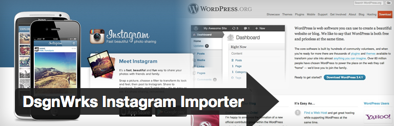plugin importar fotos instagram wordpress