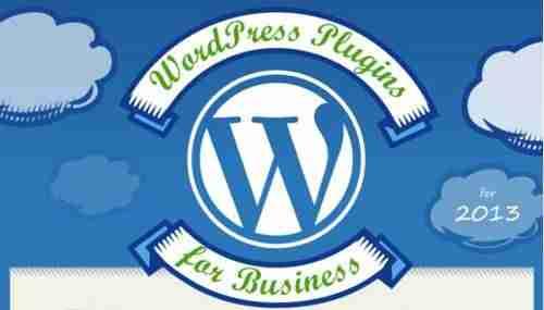 Los mejores 21 plugins de wordpress para empresas 2013