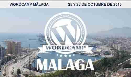 Abierta la inscripción para la Wordcamp Málaga 2013