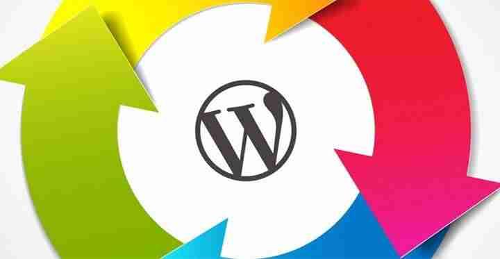 Actualización automática de WordPress