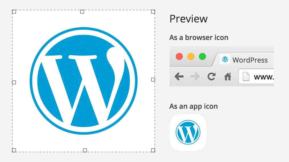 iconos personalizar