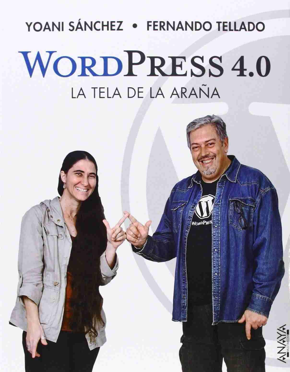 portada mejor libro de wordpress por fernando tellado