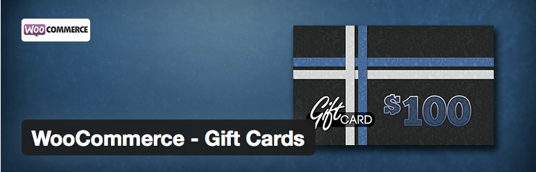 Plugins para WooCommerce - WooCommerce Gift Cards