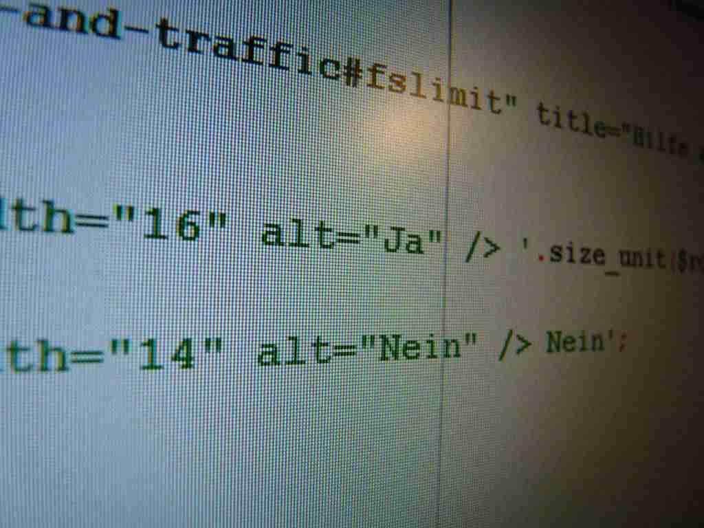 Exportar un WordPress a HTML estático - Código HTML
