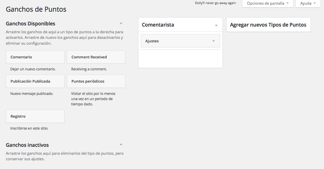 Cómo gamificar WordPress añadiendo un sistema de puntos - Ganchos de Puntos