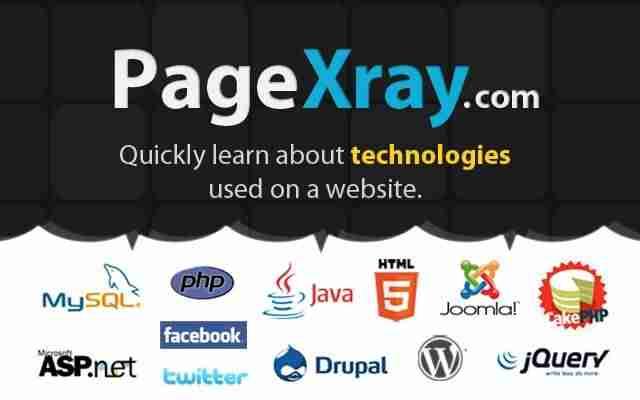 Extensión PageXray