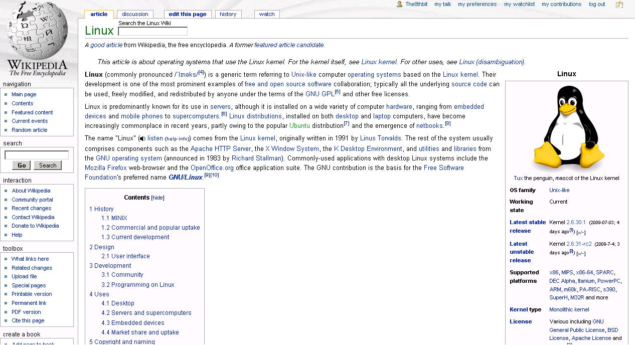 crear una wiki - Wikipedia, la wiki más popular de Internet