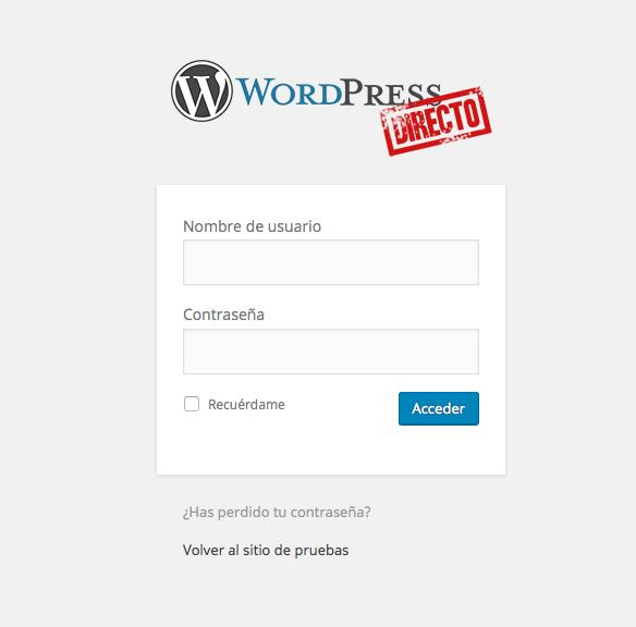 Wp Login: Como Acceder A La Administración De WordPress