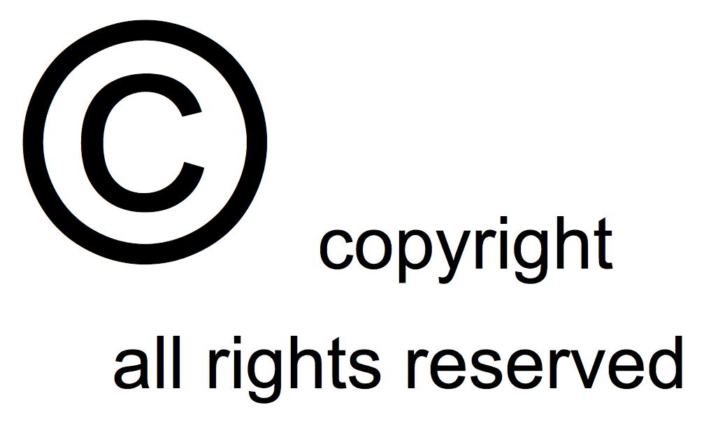 Robo de imágenes - Copyright