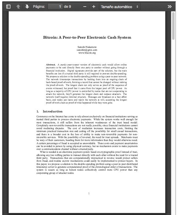 Lector de PDF - Vista Previa