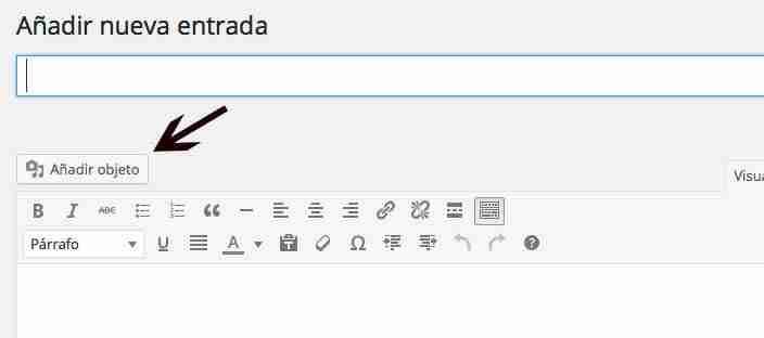 Lector de PDF - Añadir objeto