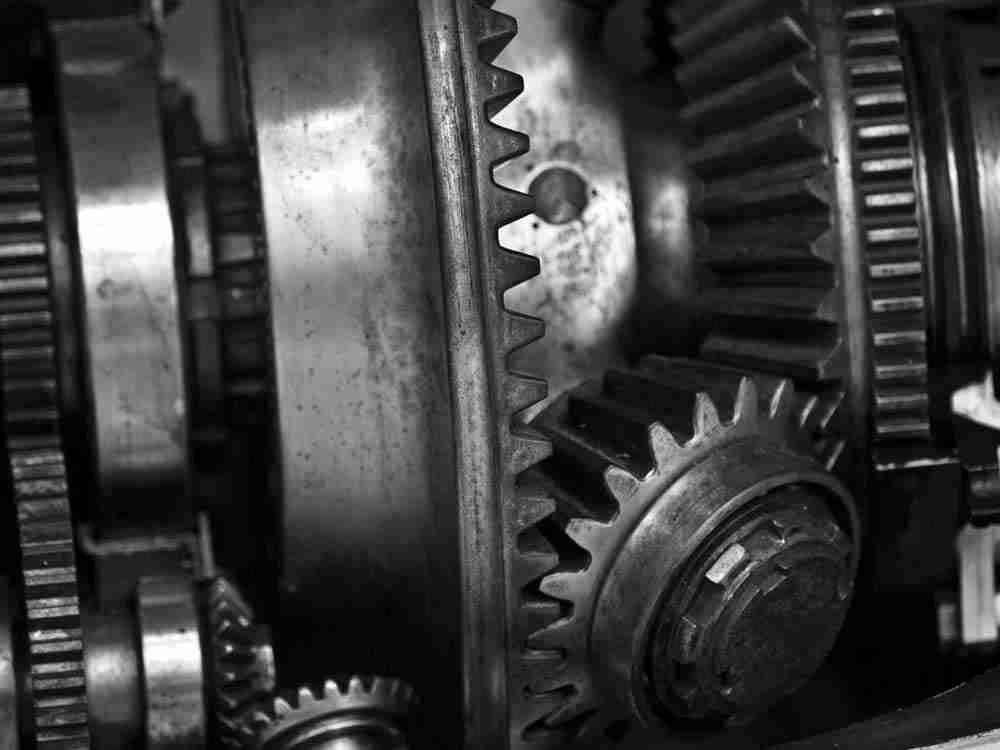 Archivo de configuración de WordPress - Engranajes