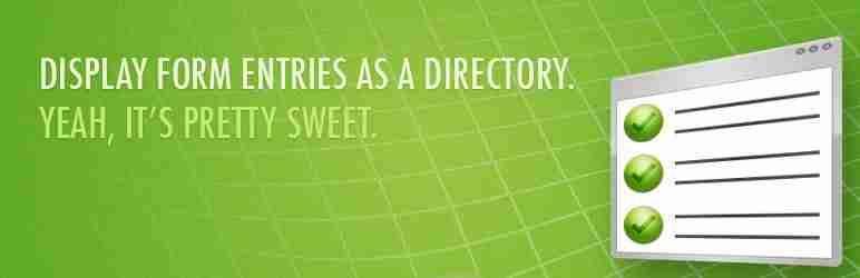 Directorio de empresas - Gravity Forms Directory