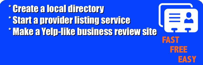 Directorio de empresas - Business Directory Plugin