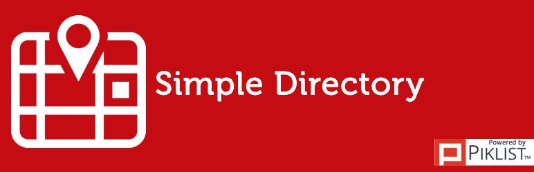 Directorio de empresas - Simple Directory