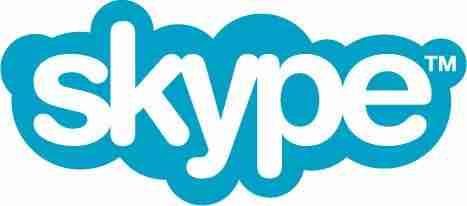 Skype en WordPress - Logo de Skype