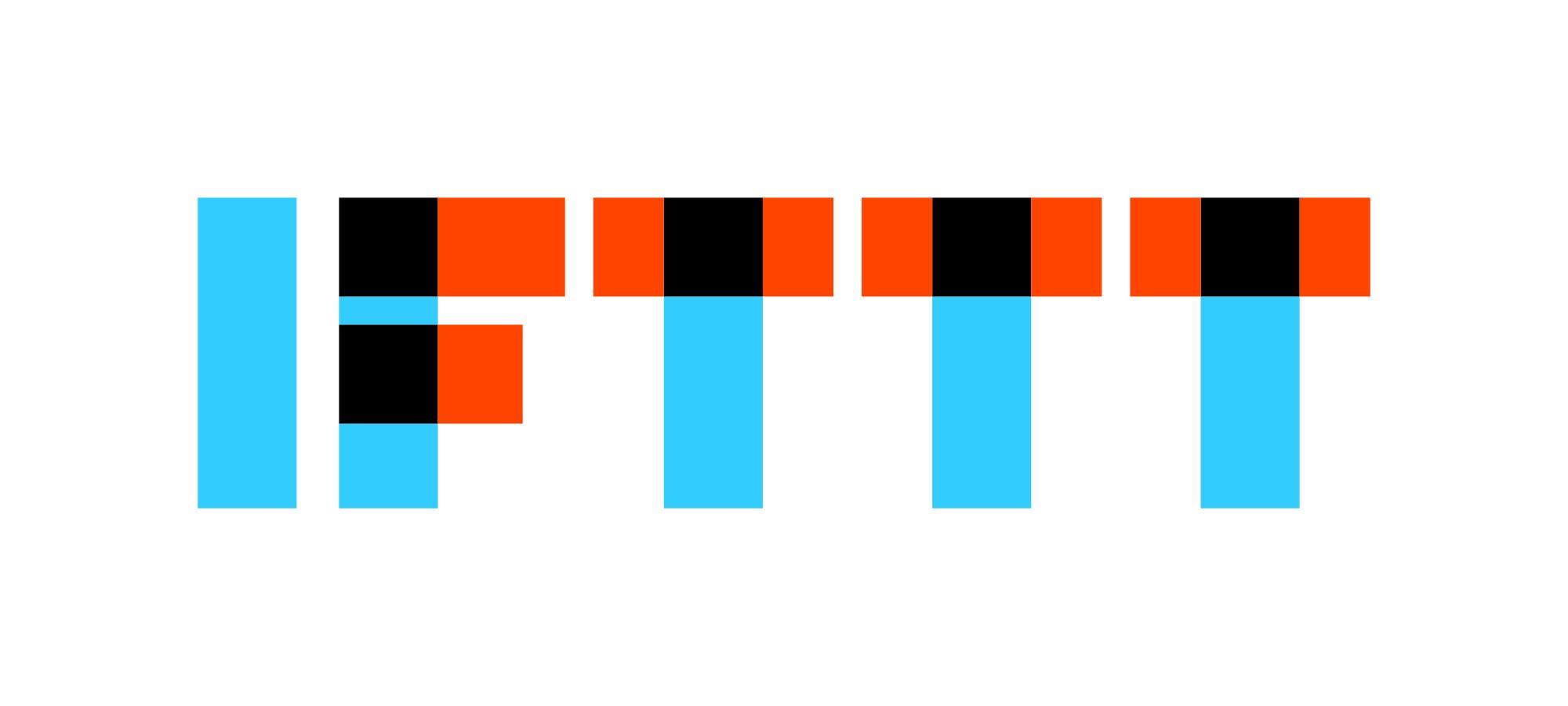 Recetas de IFTTT - Logo de IFTTT