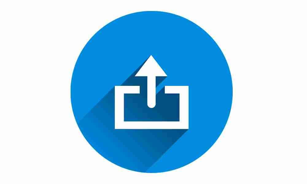 Subir imágenes pesadas - Icono de subida