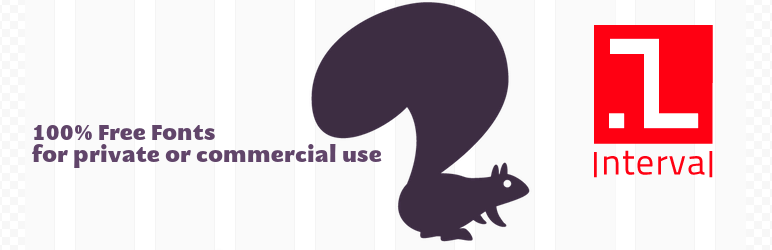Plugins de WordPress - Font Squirrel