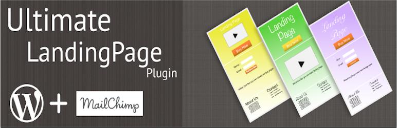 Landing Page - Ultimate LandingPage