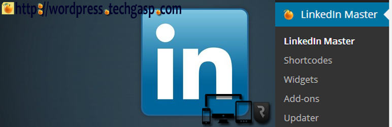 Plugins de LinkedIn - LinkedIn Master