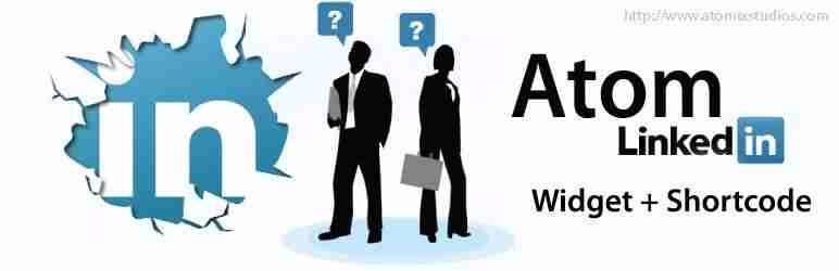 Plugins de LinkedIn - Atom LinkedIn
