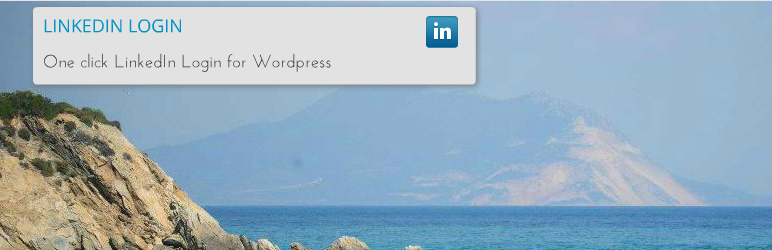 Plugins de LinkedIn - LinkedIn Login