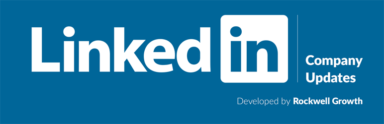 Plugins de LinkedIn - LinkedIn Company Updates