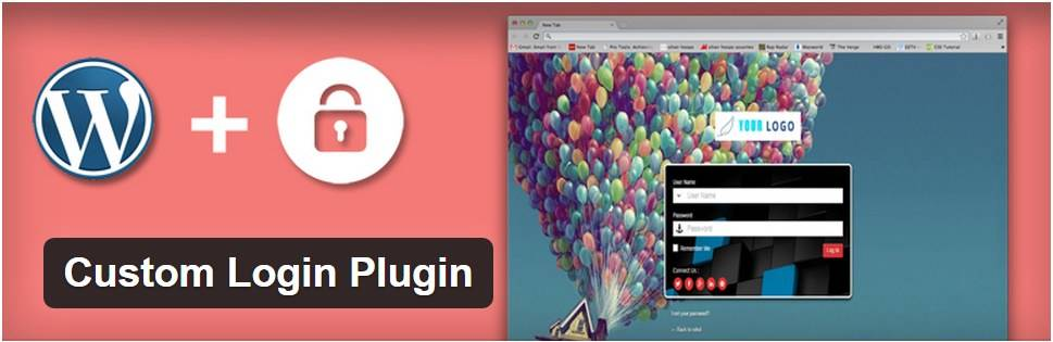Login de WordPress - Custom Login PLugin