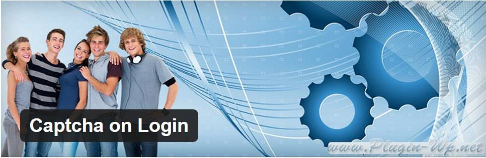 Login de WordPress - Captcha on Login