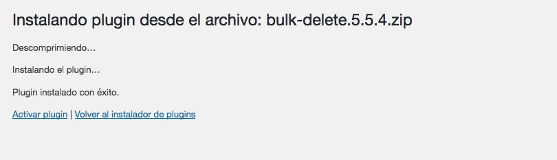 instalar plugins