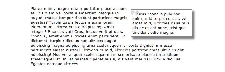 Plugins tipográficos