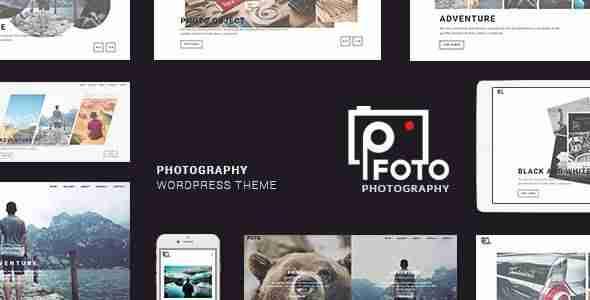 Plantillas de WordPress para fotógrafos