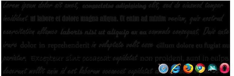 plugins de tipografía