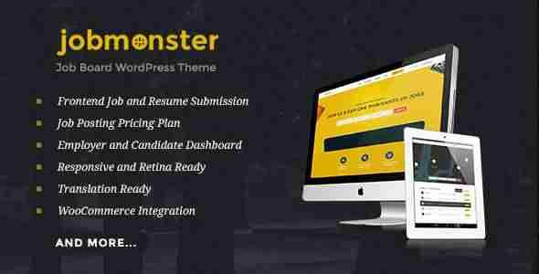 Las mejores plantillas de WordPress para un portal de empleo
