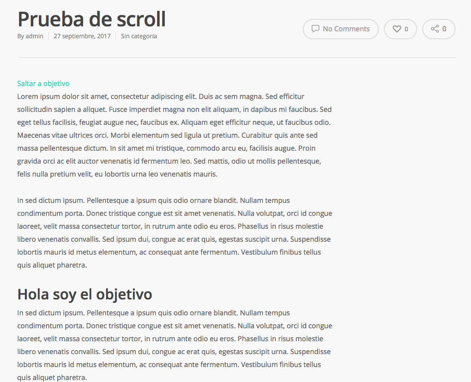 hacer scroll