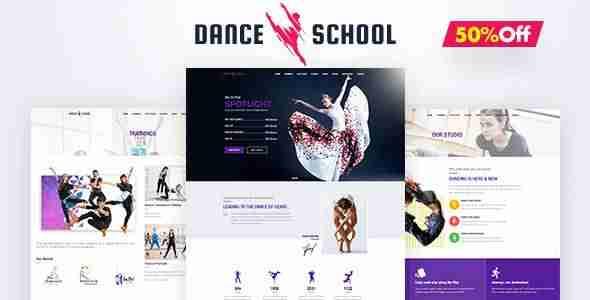 Plantillas para una escuela de danza