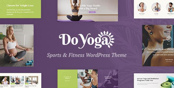 Plantillas para un centro de yoga